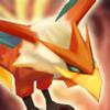 Garuda (Feuer) Icon