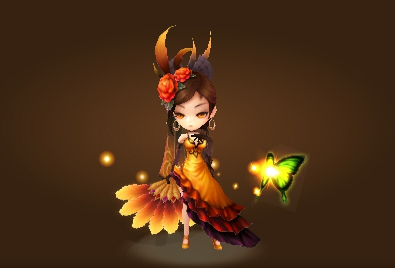 Sky Dancer Wind Chasun Gallery And Trivia Summoners