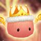 Königs-Angelmon (Feuer) Icon