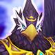 Horus (Dark) Icon