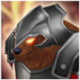 Bearman (Feuer) Icon
