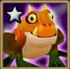 Gehörnter Frosch (Wind) Icon