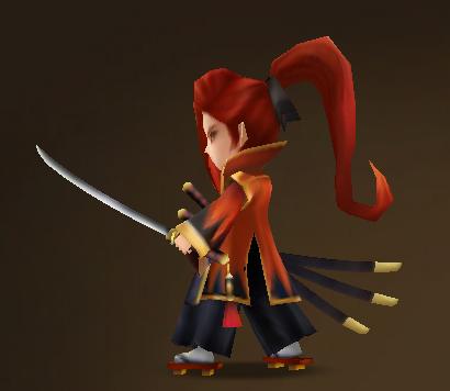 image fire samurai left png summoners war sky arena wiki