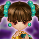 Kung Fu Girl (Wind) Icon