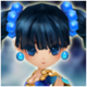 Kung Fu Girl (Wasser) Icon