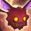 Bösartige Fledermaus (Feuer) Icon
