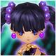 Kung Fu Girl (Dunkelheit) Icon