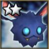 Bösartige Fledermaus (Wasser) Icon