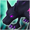 Hellhound (Dark) Icon