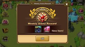 Summoners War Arena Rush Hour, Back to G1