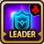 Leader Skill Defense (Mid) Fire Icon