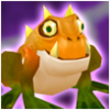 Horned Frog (Wind) Icon