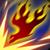 Strengthened Phoenix's Fury (Fire)