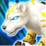 White Rune Leopard