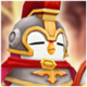Pinguinritter (Feuer) Icon