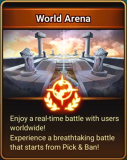 World Arena Splash