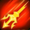 Fiery Spear