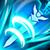 Strengthened Blade Surge (Water)