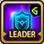 Leader Skill Defense (Mid) Guild Battles Icon