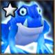 Gehörnter Frosch (Wasser) Icon