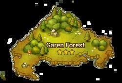 Garen Forest Map