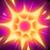 Elementexplosion Feuer