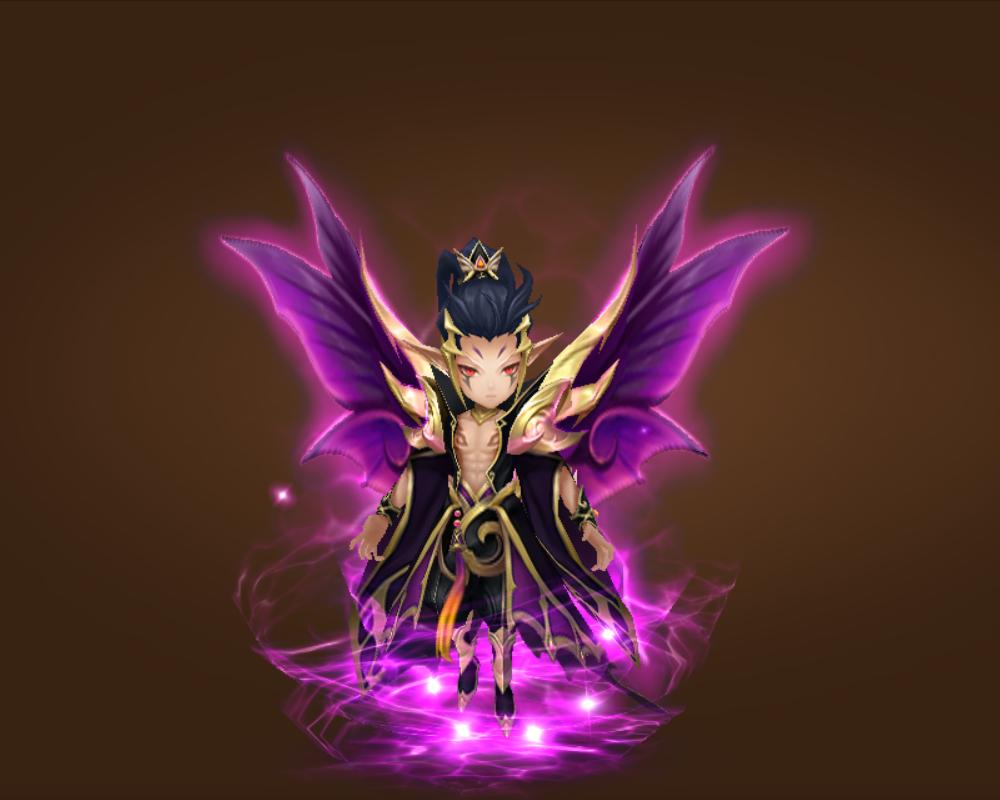 Fairy King Dark Nyx Gallery And Trivia Summoners War