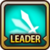 Leader Skill Attack Speed (Low) Icon