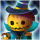 Jack-o'-lantern (Water) Icon