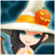Mystic Witch (Light) Icon