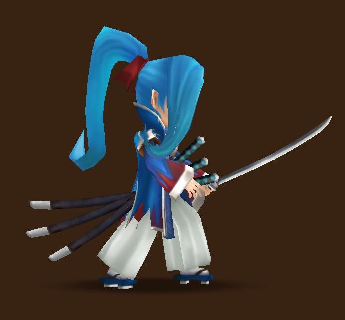 image samurai water right jpg summoners war sky arena wiki