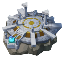 Arena Building Icon