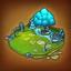 Shiny Fairy Tree