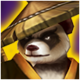 Panda Warrior (Wind) Icon