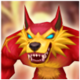 Werewolf (Fire) Icon