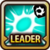 Leader Skill Critical Rate (Low) Light Icon