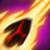 Meteorbombe Feuer