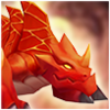 Salamander (Fire) Icon