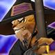 Beast Monk (Dark) Icon