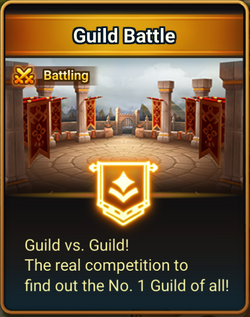 Guild Battle Splash