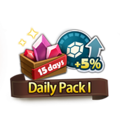 Daily Pack I