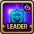 Leader Skill Defense (Mid) Dark Icon