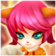 Martial Cat (Fire) Icon