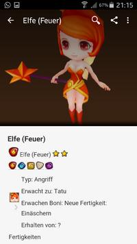 Elfe Mobilansicht