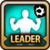 Leader Skill Health Point (Low) Light Icon