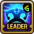 Leader Skill Resistance (Mid) Guild Battles Icon