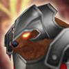 Bearman (Fire) Icon
