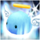 Blue Angelmon Icon