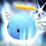 Blue Angelmon Icon