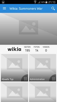Startseite Mobil
